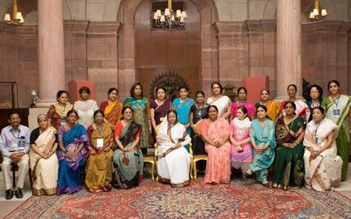 Visit of Chairpersons of State Women Commissions