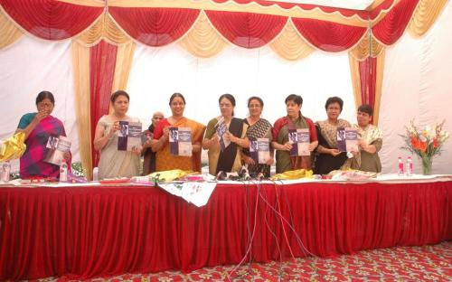 Release of report on the Study on Maternal Mortality Rate & Infant Mortality Rate in the five districts of Bihar