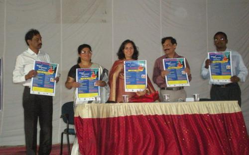 """Member Dr. Charu WaliKhanna, was Chief Guest at 35th OCG Lectures on """"Vigilance Administration/Anti-corruption and Harassment of Women at Working place"""" on 24th July, 2012 at GSITI, Hyderabad"""