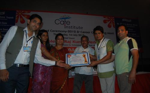 Member, Ms. Shamina Shafiq, was invited as a special guest in Intelligence Award Ceremony & Career Counselling Meet organised by Royal Educational and Care Institute at Gulaothi, District Bulandshahar