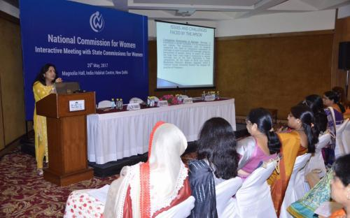 Uttar Pradesh State Commission for Women: Women need to stand together for eradicating gender based violence