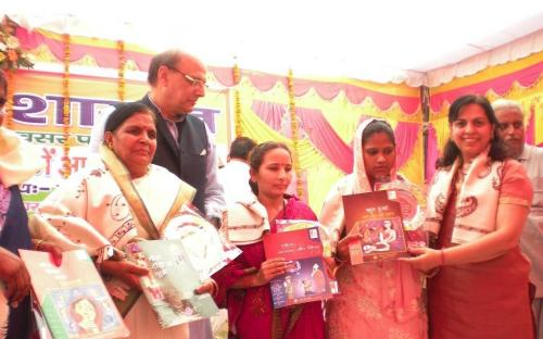 Dr. Charu WaliKhanna Member, NCW Guest of Honour at launch of Daily Newspaper 'Badalta Shasan' and Role of Media