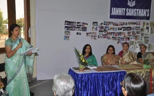 "Ms. Mamta Sharma, Hon'ble Chairperson, NCW inaugurated the 14th Annual Exhibition Cum Sale ""Diwali Extravaganza"" at Birla Auditorium Museum Hall, Jaipur"