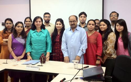 """Dr. Charu WaliKhanna Member NCW was Jurist and Speaker on """"Child Trafficking Issues & Challenges"""" training programme organised by National Institute of Public Cooperation and Child Development (NIPCCD) New Delhi"""