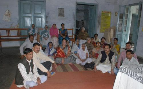 Mrs. Nirmala Samant Prabhavalkar visited Varanasi as per the National Commission for Women's mandate to assess the infrastructure and living conditions of the inmates of the government run dwelling places for women