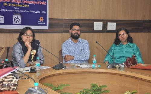 Dr. Charu WaliKhanna Member, NCW was Chief Guest at Valedictory Session of International Conference on Gender Relations in Developing Societies: A 21st Century Perspective at New Delhi