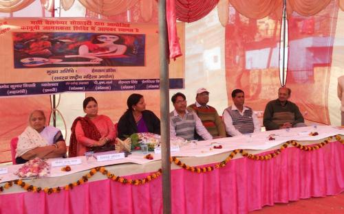 Ms Hemlata Kheria, Member, NCW was the Chief Guest in the 5th Legal Awareness Programme organised by the Mercy Welfare Society