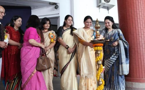 NCW Member Shamina Shafiq attended the 2nd ASN Yamuna Wealth Inter School Games and Cultural Fest, 2012 in New Delhi