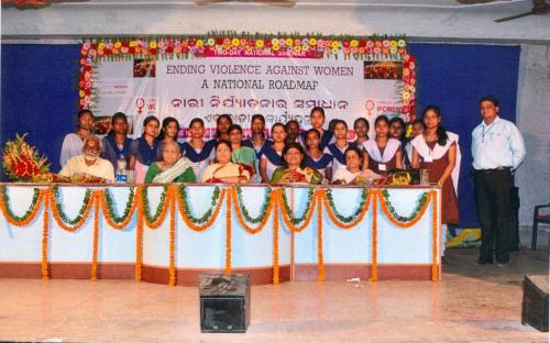 """Ms. Hemlata Kheria, Member, NCW was Chief Guest at a Two-day National Seminar on the topic """"Ending Violence against Women: A National Roadmap"""""""