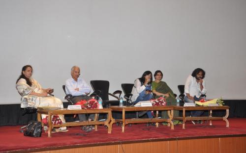Ms Nirmala Samant Prabhavalkar, Member, NCW participated in Film Festival organized by CCentral Board of Film Certification (CBFC)