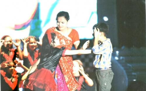 """Ms. Shamina Shafiq, Member, NCW was the chief guest at a seminar on """"Violence Against Girl Child"""""""
