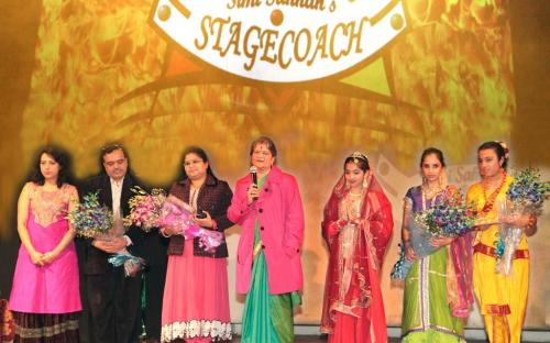 """Smt. Mamta Sharma, Hon'ble Chairperson, NCW and Ms. Hemlata Kheria, Member, NCW were invited in a stage play """"Sitayana"""""""