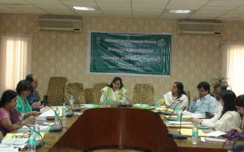 The National Commission for Women has organized 2nd meeting of the Expert Committee on Gender and Land Rights at the Conference Hall of the Commission