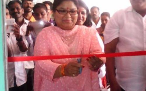 Ms. Hemlata Kheria, Member, NCW inaugurated the District Office of Manav Adhikar Mission at Manor