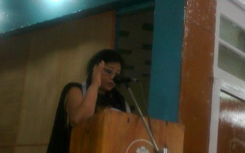 Smt. Mamta Sharma, Chairperson, NCW and Ms. Laldingliani Sailo, Member, NCW attended a one day Legal Awareness Programme