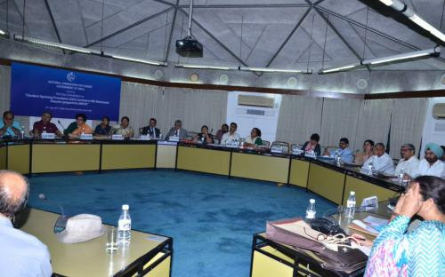 """NCW organizes 1 day consultation on """"Standard Operating Procedures involved in NRI Matrimonial Disputes (prepared by MWCD)"""