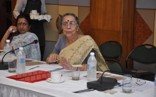 """Consultation on """"Laws Relating to Marriage and Dowry"""" at India Habitat Center, New Delhi"""