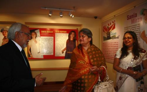 "Seminar and exhibition of photography on ""Empowerment of Women is Empowerment of Nation."" at Kolkata"