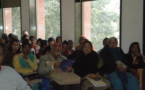 National Commission for Women was the Chief Guest at National Public Hearing of Dalit Women Elected Representatives