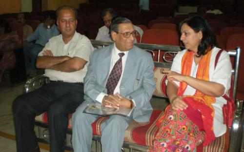 """Member, NCW, Dr. Charu WaliKhanna was Chief Guest at programme on """"Female Foeticide – Sin and Curse"""""""