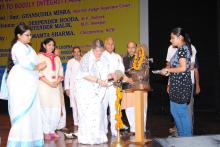"National Commission for Women organized a National Consultation on ""Natal Family Violence against Females in India –Right to Bodily Integrity and Autonomy on 26th August 2012 at Tagore Auditorium, MD University, Rohtak"