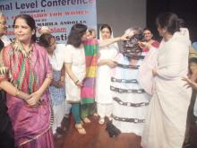 "Members NCW, Dr. Charu WaliKhanna & Ms. Shamina Shafiq Chief Guest at Seminar on ""Raising Our Voices on Muslim Women's Right and Equality before the Law"""