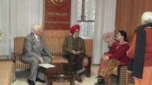 Chairperson, NCW meet Consulate General of Comoros