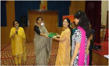 "An ""Elocution Competition"" was organised by Delhi Unit of ONGC Officers Mahila Samiti (OOMS) at ONGC Colony, Noida (U.P.)"