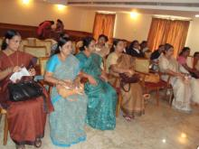 Meeting with the NGOs in Kerala
