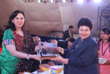 Dr. Charu WaliKhanna Member, NCW was Guest of Honour at Gujarati Diaspora Day