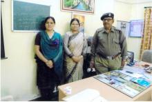 Ms. Hemlata Kheria, Member, NCW visited Udaipur and Chittorgarh Jail