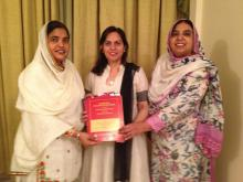 Dr Charu WaliKhanna, Member, NCW meets Punjab State Commission for Women in Chandigarh
