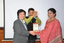 Member Mrs. Shamina Shafiq attended International Conference Asia-Pacific Gender Studies Conference