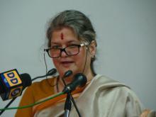 Smt. Mamta Sharma, Hon'ble Chairperson, NCW attended a seminar organized by Minority Community Women's Organization, Leh
