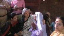Smt. Mamta Sharma, Hon'ble Chairperson, NCW with Ms. Shamina Shafiq, Member, NCW visited Muzaffarnagar in Uttar Pradesh