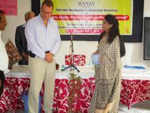 Mr. David Lelliot, British Deputy High Commissioner, Chandigarh