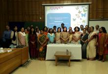 "Dr. Charu WaliKhanna, Member, was Chief Guest at the two-day Workshop on ""Sexual Harassment of Women at Workplace"""