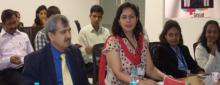 Dr. Charu WaliKhanna, Member, NCW, Special Speaker on Prevention of Sexual Harassment of Women