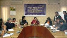 "MOU with Delhi Police & TISS under ""Violence Free Home - A Women's Right"""