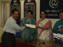 Prize Distribution in NCW