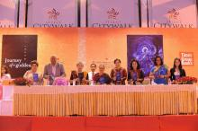 Dr. Charu WaliKhanna, Member, NCW released the Book Shelter authored by Rashmi Anand and Dr.Manorama Bawa